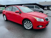 2011 HOLDEN CRUZE for sale in Cairns
