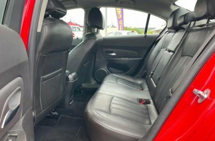 2011 HOLDEN CRUZE CDX  JH Series II  Sedan