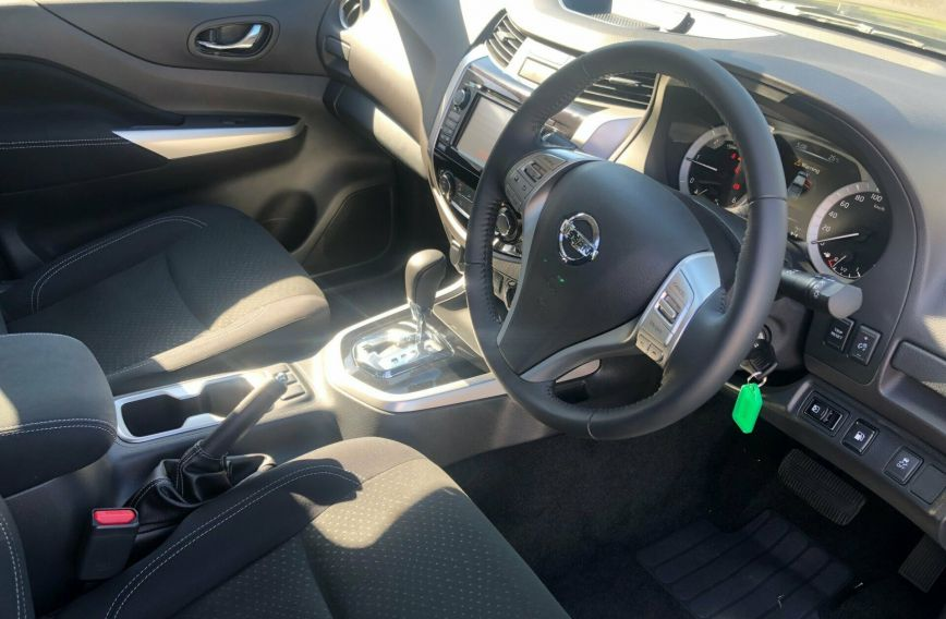 2019 NISSAN NAVARA ST  D23 S3 Tw.Turbo UTILITY Dual Cab