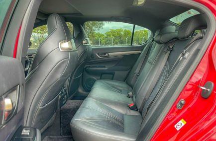 2018 LEXUS GS GS F  URL10R  Sedan