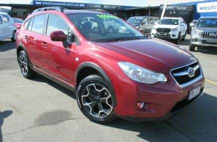 Used 2013 SUBARU XV G4X MY14 2.0i Wagon, 5dr Man 6sp AWD