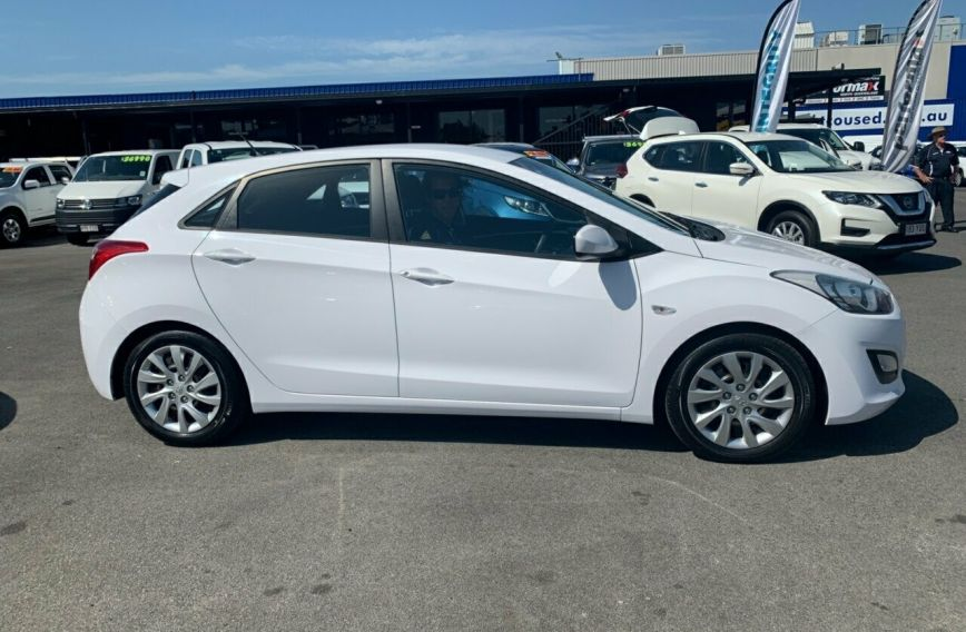 2014 HYUNDAI I30 Active  GD2 Turbo HATCHBACK