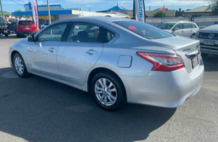 2015 NISSAN ALTIMA ST  L33  Sedan