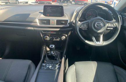 2017 MAZDA 3 SP25 GT BN5236  Sedan