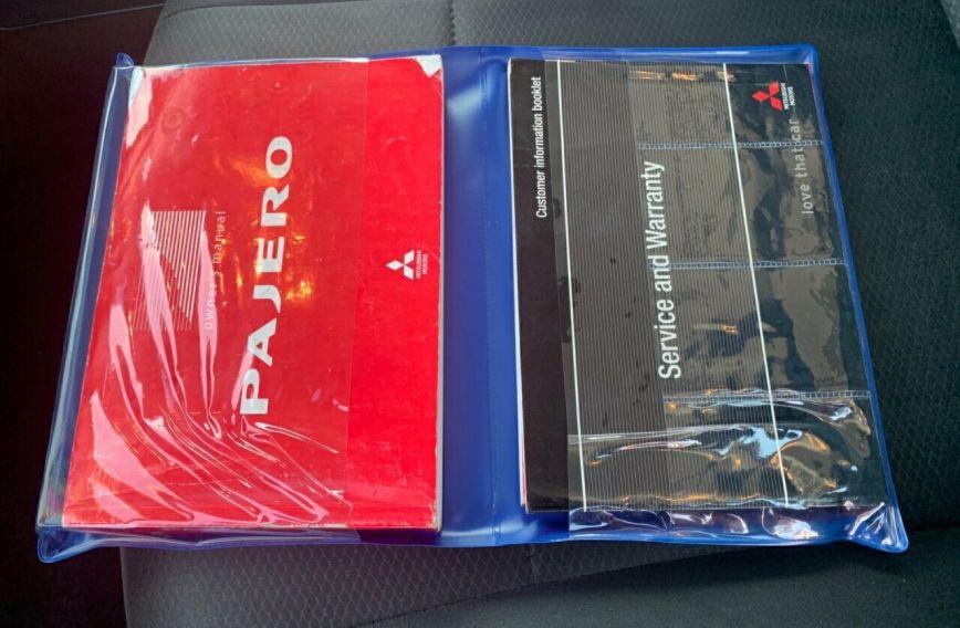 2010 MITSUBISHI PAJERO Activ  NT Turbo WAGON