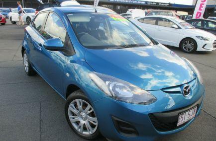 Used 2012 MAZDA 2 DE10Y2 MY12 Neo Hatchback 5dr Man 5sp 1.5i