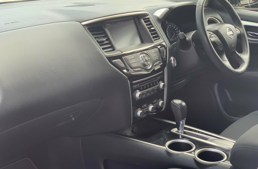 2017 NISSAN PATHFINDER ST  R52 Series II  Wagon