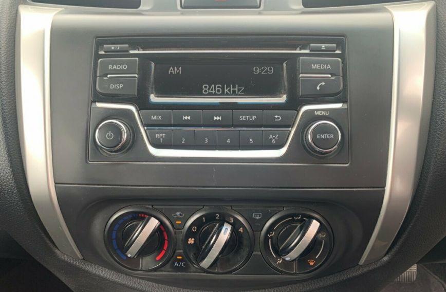 2016 NISSAN NAVARA RX  D23 Turbo UTILITY Dual Cab