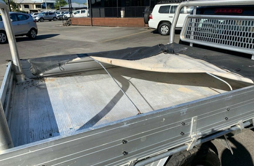 2014 HOLDEN COLORADO LX  RG Turbo Single Cab Chassis Utility