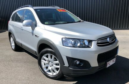 Used 2015 HOLDEN CAPTIVA CG Wagon 5dr LS 7st Spts Auto 6sp 2WD 2.4i