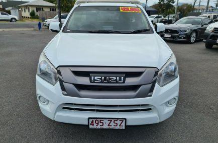 2017 ISUZU D-MAX SX   Turbo CAB CHASSIS Single Cab