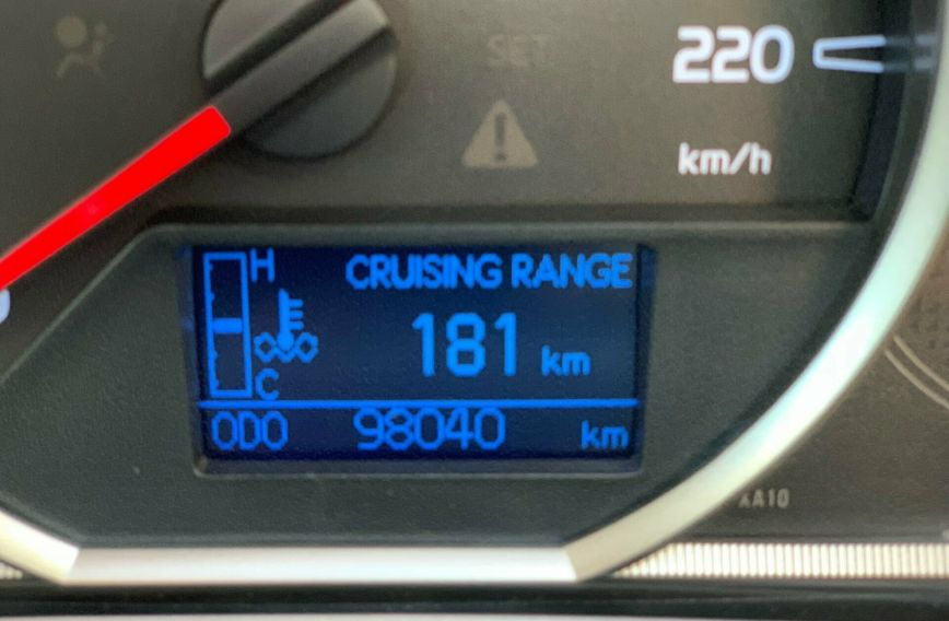 2014 TOYOTA RAV4 GXL  ZSA42R  Wagon
