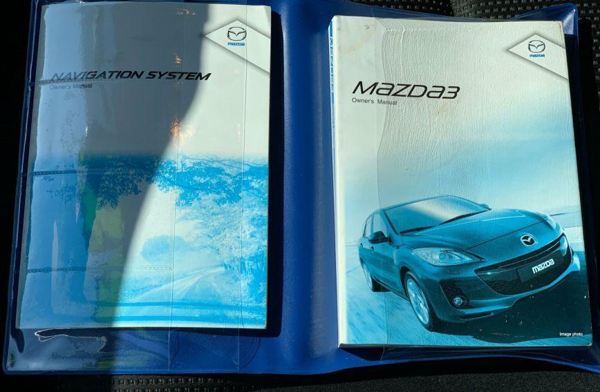 2011 MAZDA 3 SP20 SKYACTIV BL1072  HATCHBACK
