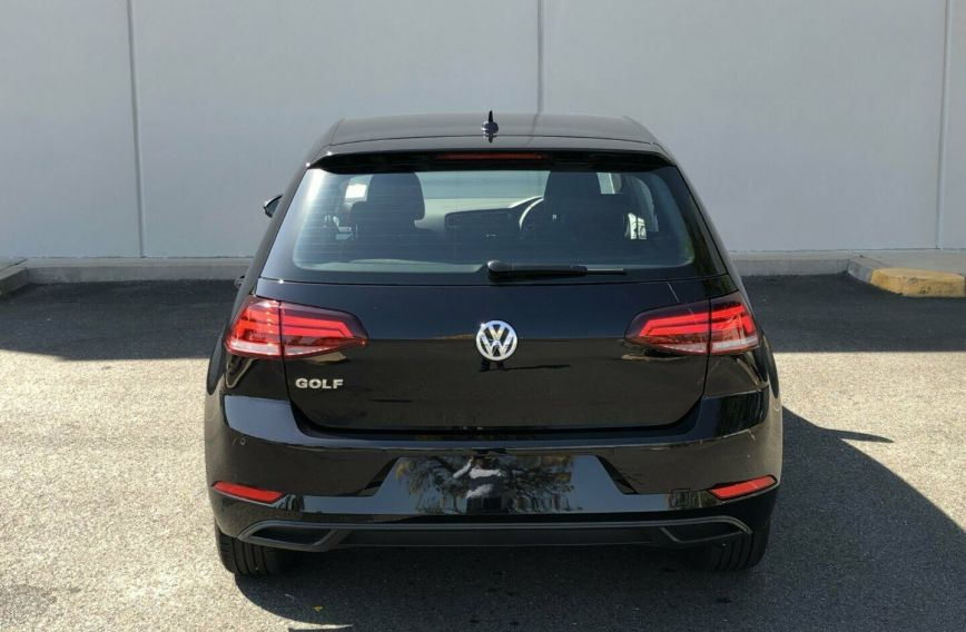 2019 VOLKSWAGEN GOLF 110TSI Trendline 7.5 Turbo Hatchback
