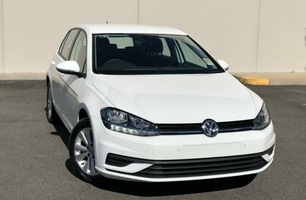 New 2019 VOLKSWAGEN GOLF 7.5 Hatchback 5dr 110TSI Trendline DSG 7sp 1.4T