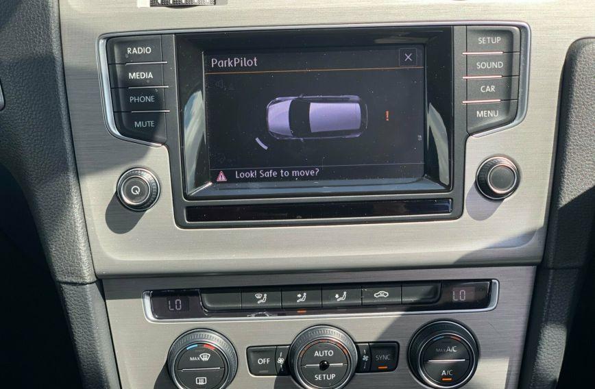2014 VOLKSWAGEN GOLF 90TSI Comfortline VII Turbo HATCHBACK