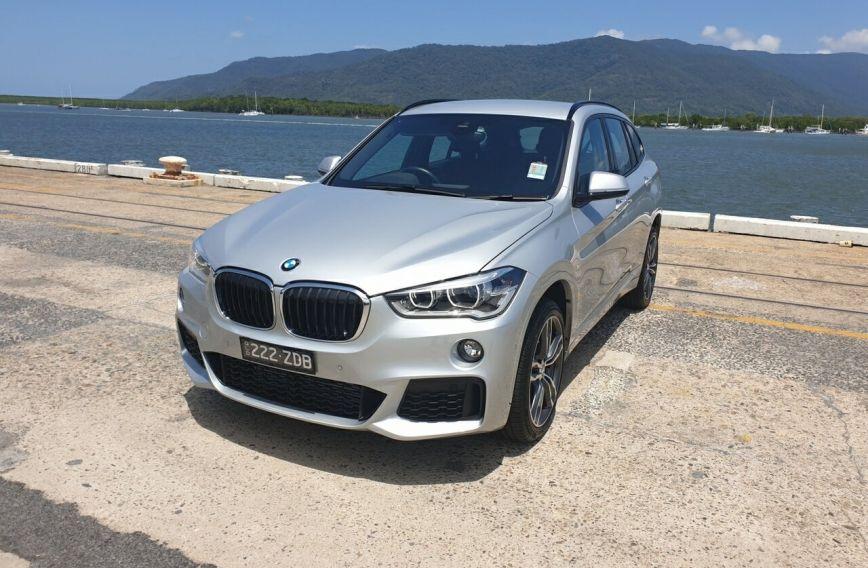2018 BMW X1 xDrive25i  F48 Turbo Wagon