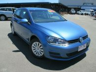 2014 VOLKSWAGEN GOLF for sale in Cairns