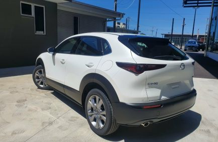2020 MAZDA CX-30 G20 Touring DM2W7A  Wagon