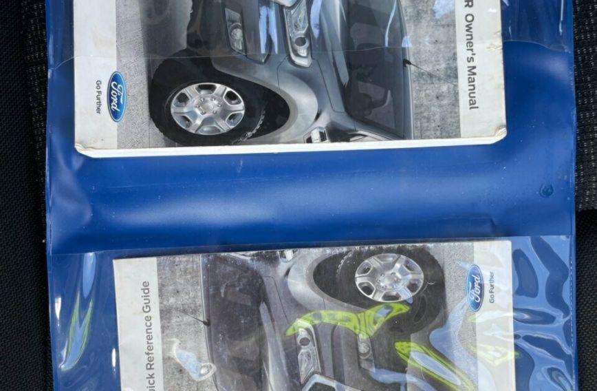 2015 FORD RANGER XLS  PX MkII Turbo Dual Cab Utility