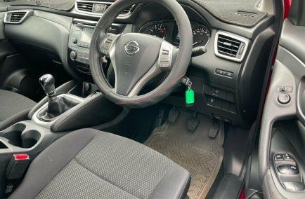 2016 NISSAN QASHQAI ST  J11  Wagon