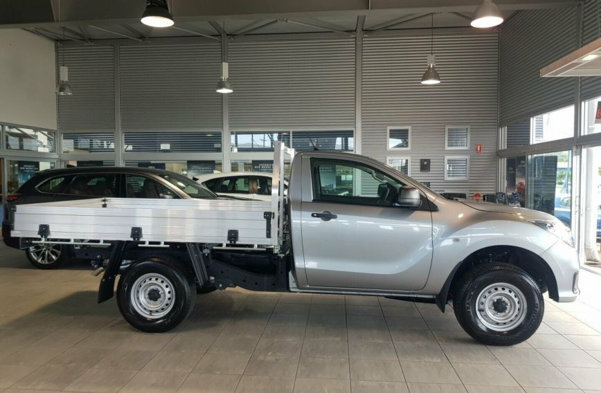 2018 MAZDA BT-50 XT Hi-Rider UR0YE1 Turbo CAB CHASSIS Single Cab