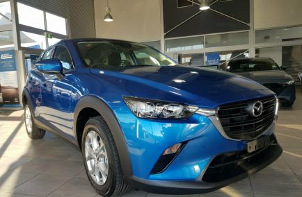 New 2019 MAZDA CX-3 DK2W7A Wagon 5dr Maxx Sport SKYACTIV-Drive 6sp FWD 2.0i