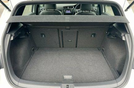 2014 VOLKSWAGEN GOLF GTI  VII Turbo Hatchback