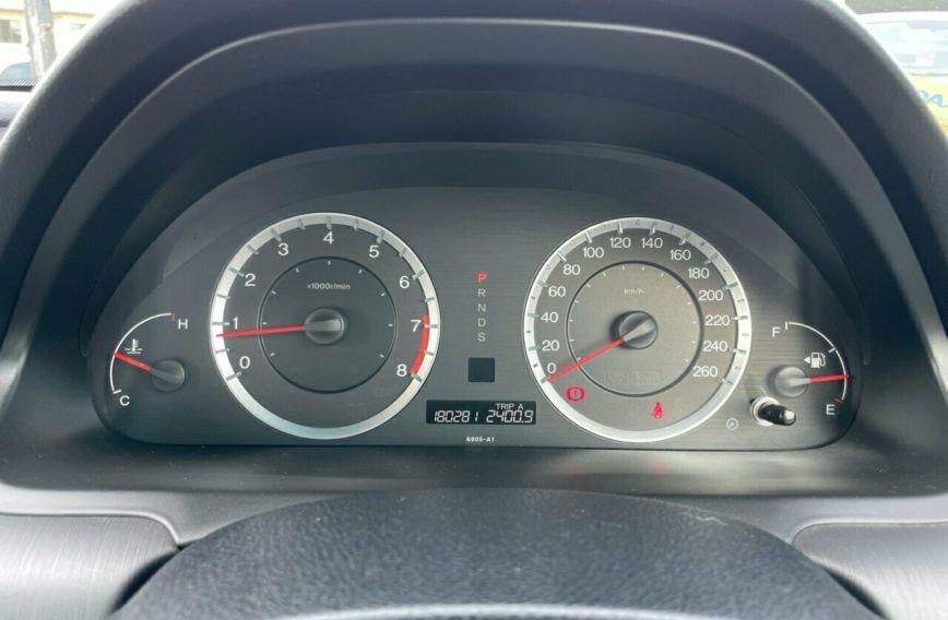 2008 HONDA ACCORD VTi-L  8th Gen  Sedan
