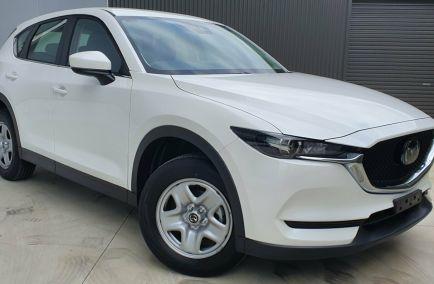 New 2020 MAZDA CX-5 KF2W7A Wagon 5dr Maxx SKYACTIV-Drive 6sp FWD 2.0i 466kg