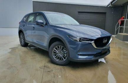 Demo 2020 MAZDA CX-5 KF4W2A Wagon 5dr Maxx Sport SKYACTIV-Drive 6sp i-ACTIV AWD 2.2DTT 500kg