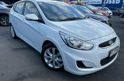 Used 2018 HYUNDAI ACCENT RB6 MY18 Sport Hatchback 5dr Spts Auto 6sp 1.6i
