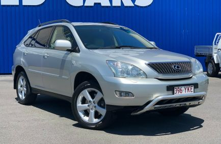 Used 2005 LEXUS RX330 MCU38R Wagon 5dr Sports Luxury Spts Auto 5sp 4x4 3.3i 499kg