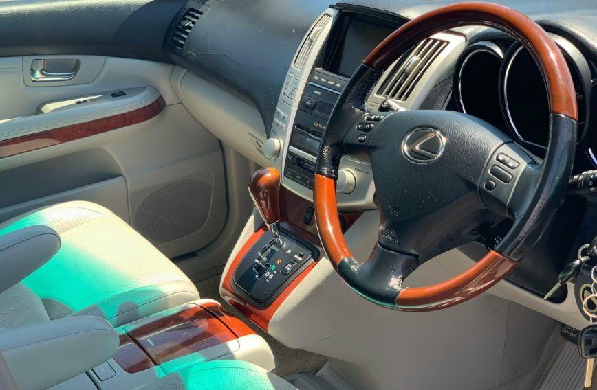 2005 LEXUS RX330 Sports Luxury MCU38R  Wagon