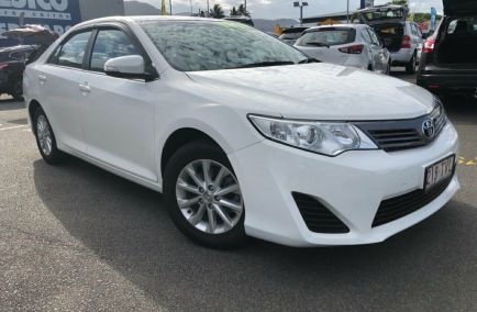 Used 2013 TOYOTA CAMRY ASV50R Sedan 4dr Altise Spts Auto 6sp 2.5i 635kg