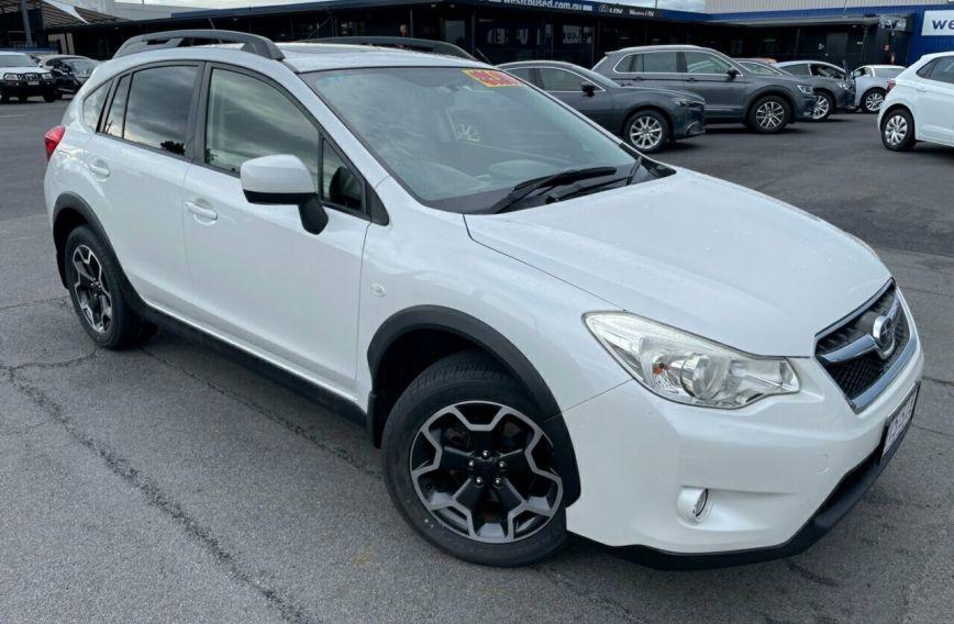 2012 SUBARU XV 2.0i-L  G4X  Wagon