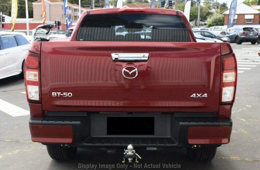 2020 MAZDA BT-50 GT  TFS40J Turbo Dual Cab Utility