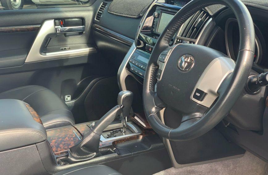 2015 TOYOTA LANDCRUISER VX  VDJ200R Tw.Turbo Wagon