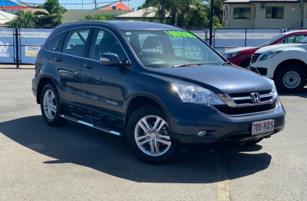 Used 2010 HONDA CR-V RE Wagon 5dr Limited Edition Auto 5sp 4WD 2.4i 460kg