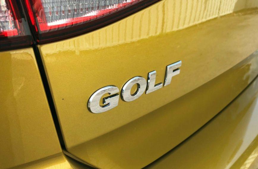 2017 VOLKSWAGEN GOLF 110TSI Trendline 7.5 Turbo HATCHBACK