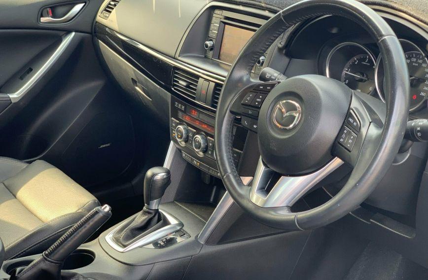 2014 MAZDA CX-5 Grand Touring  KE1021 Tw.Turbo WAGON