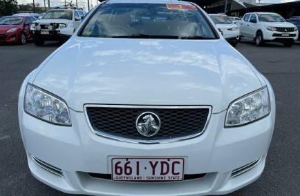 2011 HOLDEN UTE Omega  VE II  Extended Cab Utility