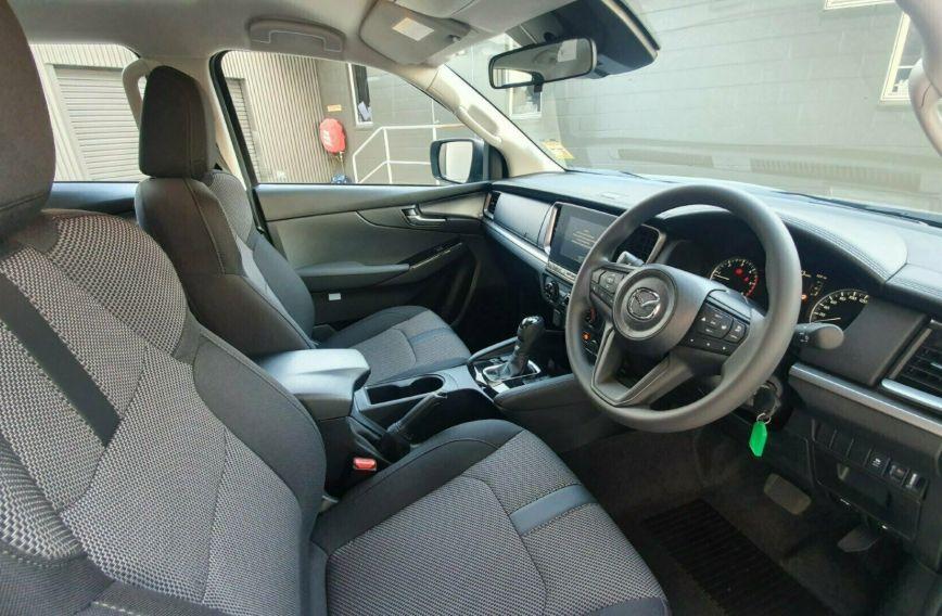 2020 MAZDA BT-50 XT  TFS40J Turbo Dual Cab Utility