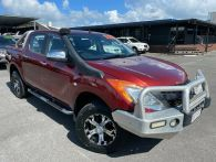 2011 MAZDA BT-50 for sale in Cairns