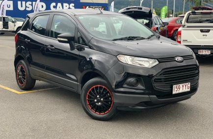 Used 2016 FORD ECOSPORT BK Wagon 5dr Ambiente Man 5sp 1.5i