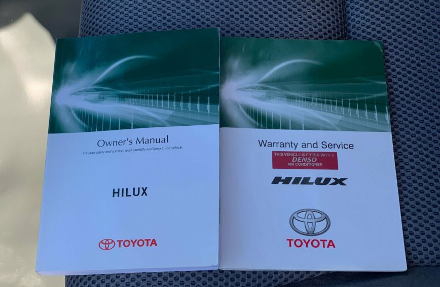 2014 TOYOTA HILUX SR  KUN26R Turbo CAB CHASSIS Single Cab