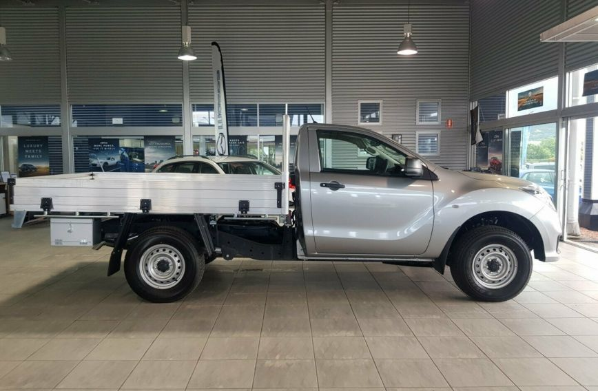 2018 MAZDA BT-50 XT  UR0YG1 Turbo CAB CHASSIS Single Cab