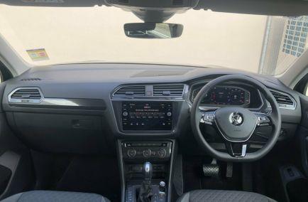 2019 VOLKSWAGEN TIGUAN 132TSI Comfortline 5N Turbo Wagon