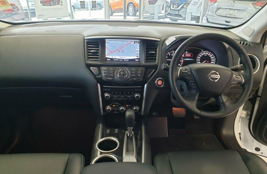 2018 NISSAN PATHFINDER ST-L  R52 Series III  WAGON