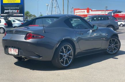 2017 MAZDA MX-5 GT  ND  Coupe